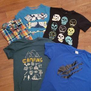 Lot of Boys tshirts